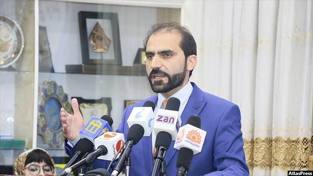 عبدالطیف روشان، سرپرست وزارت تحصیلات عالی افغانستان