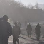 اولین عملیات زمستانی؛ آغاز از میدان وردک و 65 کشته و زخمی