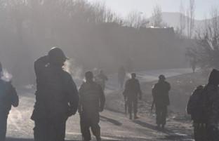اولین عملیات زمستانی؛ آغاز از میدان وردک و ۶۵ کشته و زخمی