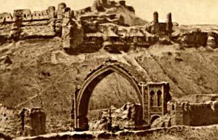 جلوههای درخشان یک تاریخ؛ قلعه بُست هلمند، یادگار اقتدار کهن و نماد ویرانی موجود افغانستان