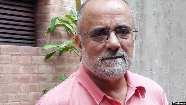 احمد رشید، روزنامهنگار پاکستانی