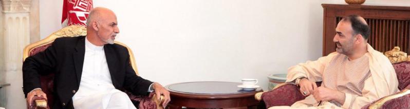 رییس جمهور غنی استعفای عطا محمد نور را منظور کرد