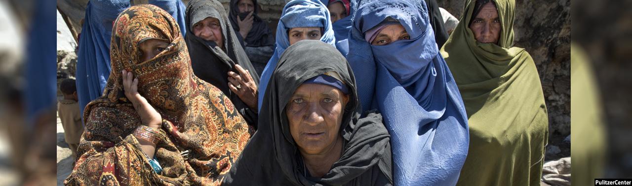 درگیریهای مسلحانه؛ ۴۰۰ هزار بیجا شده در افغانستان زندگی میکنند