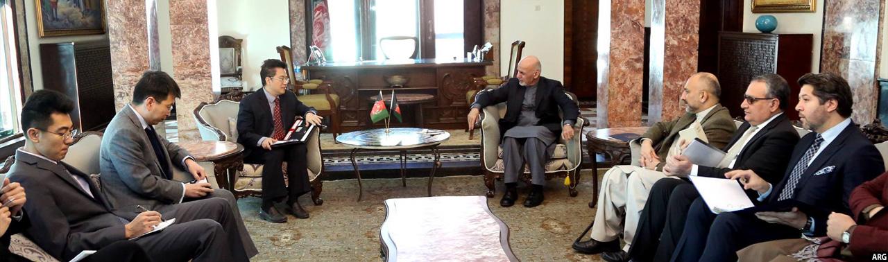 صلح و امنیت؛ محور گفتگوهای سه جانبه چین، افغانستان و پاکستان