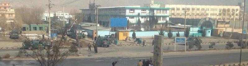 حمله پیچیده بر یکی از مراکز امنیتی در کابل