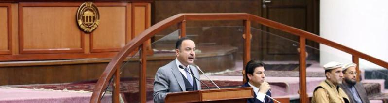 سریال مسائل خیالی در افغانستان؛ این بار بحث بودجه بالا شده است