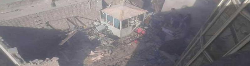 انفجارهای خونین کابل؛ حدود ۷۰ کشته و زخمی در حمله بر خبرگزاری صدای افغان