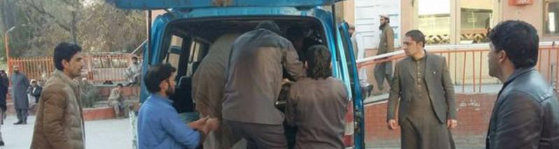 در ولایت ننگرهار؛ در یک انفجار انتحاری دستکم ۳۰ تن کشته و زخمی شدند