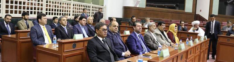 ۱۱ نامزد وزیر از مجلس افغانستان رای اعتماد گرفتند