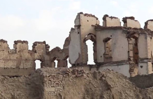 جلوههای درخشان یک تاریخ؛ ارگ شاهی جبل السراج، نمادی از نابودی گذشته تاریخی و بیتوجهی مسولان حکومتی افغانستان