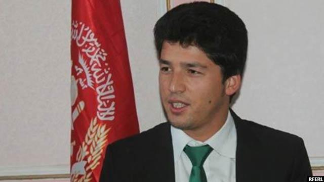 محمد رضا غفوری، سخنگوی والی جوزجان