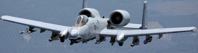 جنگندههای A-10؛ حمایت از نیروهای افغان و امریکایی و کابوس طالبان در آسمان افغانستان