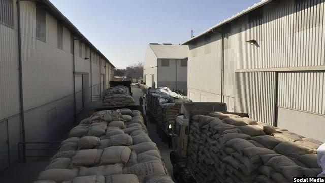 Afghanistan-wheat