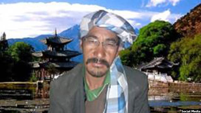 Ghulam-Hussain-Ramish-Father
