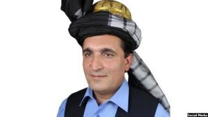 گل پاچا مجیدی نماینده مردم افغانستان در شورای ملی