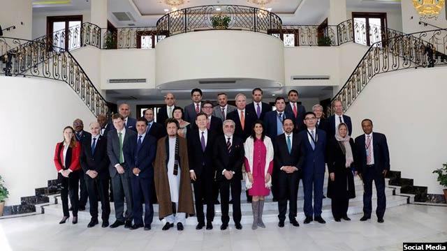 عبدالله عبدالله رییس اجراییه افغانستان