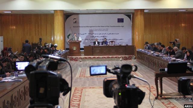 براساس یافتههای واحد تحقیق و ارزیابی افغانستان معادن به منبع تمویل تروریزم در این کشور تبدیل شده است