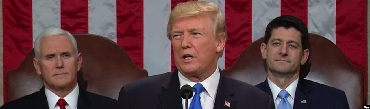 از تمرکز بر آمریکا تا تاکید بر افغانستان؛ ۶ نکته خواندانی از سخنرانی دونالد ترامپ در کنگره آمریکا