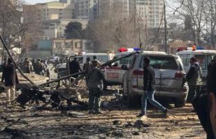۶۳ شهید و ۱۵۱ زخمی؛ آخرین آمار وزارت صحت عامه از تلفات انفجار امروز