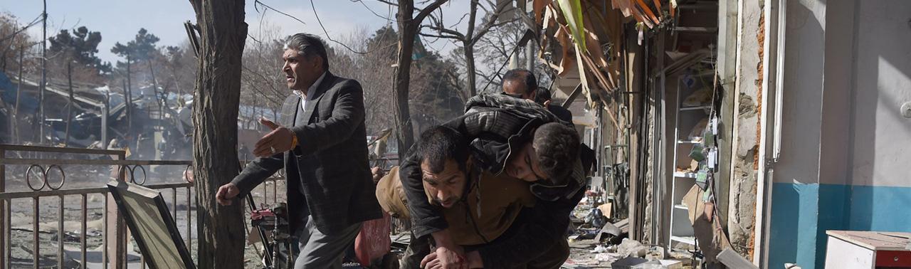 فاجعه کشتار شنبه کابل؛ ۳ میلیون دالر ضرر به بازرگانان و تاثیرات منفی بر فضای تجاری افغانستان