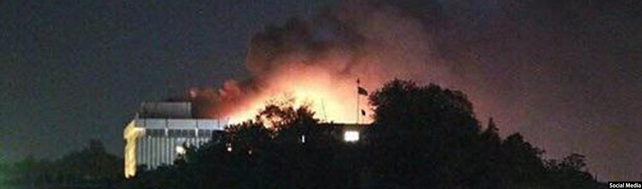 حمله بر هوتل انترکانتیننتال در کابل