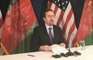 سفیر امریکا در کابل: تنش ها میان غنی و نور بهزودی حل شود