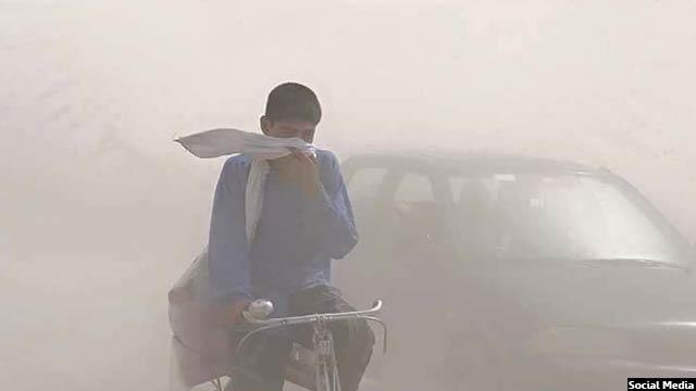 صندوق حمایت از کودکان سازمان ملل متحد یا یونیسف، میزان آلودگی هوا در کشورهای جنوب آسیا شامل افغانستان را حدود شش برابر از حد مجاز تعریف می کند