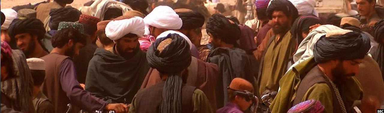۸ یافته جدید بی بی سی؛ فعالیت طالبان در ۷۰ درصد خاک افغانستان