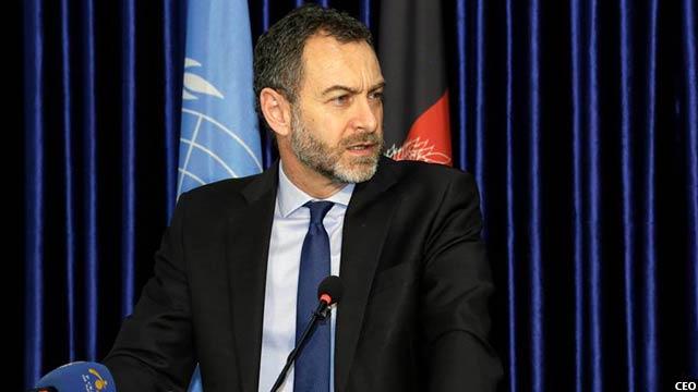 تابی لانزر، مسئول امور بشری سازمان ملل متحد در افغانستان