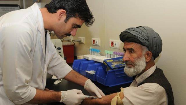 AFGHAN-DOCTORS
