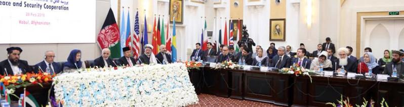 دومین نشست «روند کابل»؛ جامعه جهانی از طرح حکومت افغانستان حمایت میکند