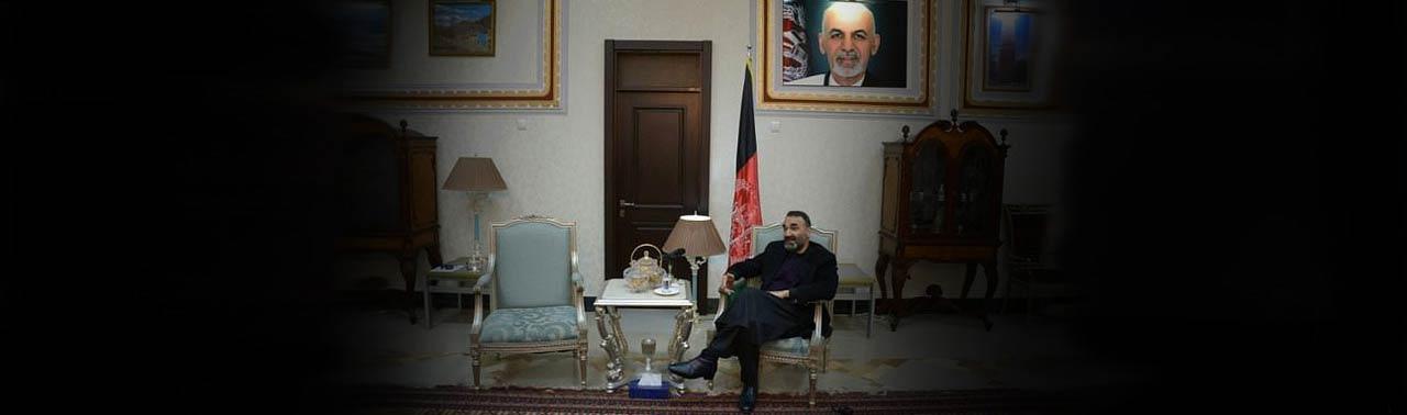 رییس جمهور آینده؟ مرد قدرتمند افغان که خواهان  احراز عالیترین مقام کشور است