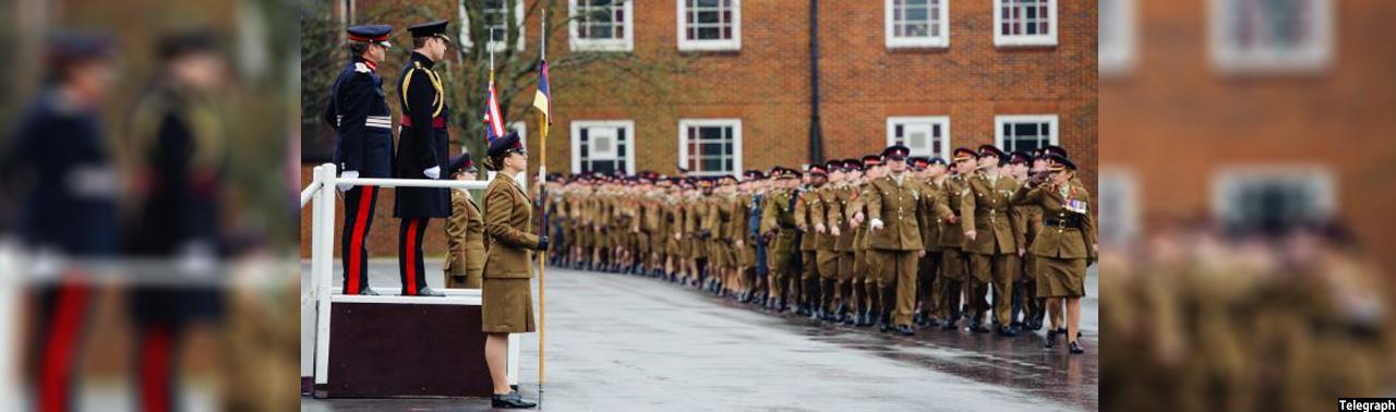 یخزدگی پایگاههای نظامیان انگلیس؛ زندگی در افغانستان بهتر از آلدرشوت بود