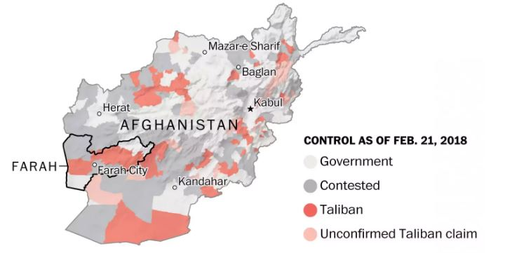 taliban and government