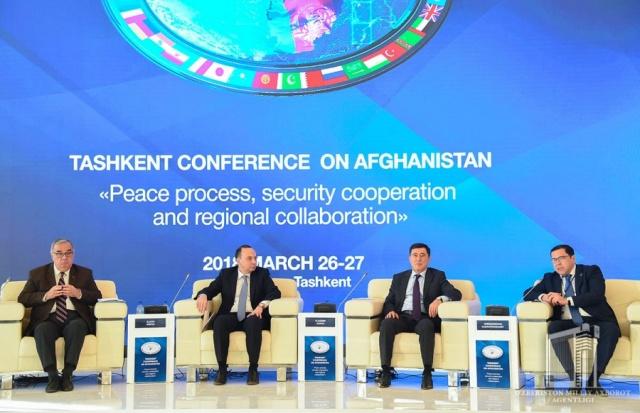 Tashkent and Afghanistan
