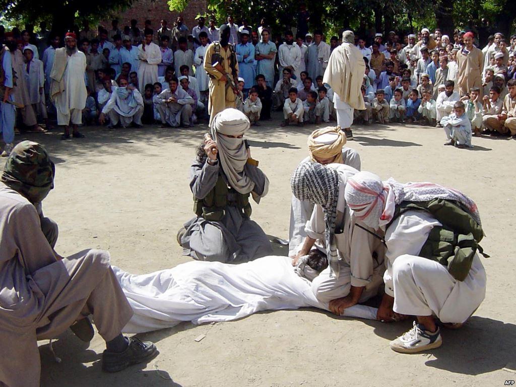 طالبان دره زدن