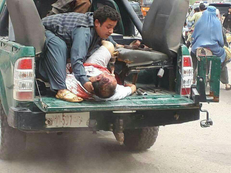 Herat blast
