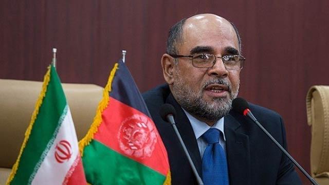 نصیر احمد نور، سفیر افغانستان در ایران