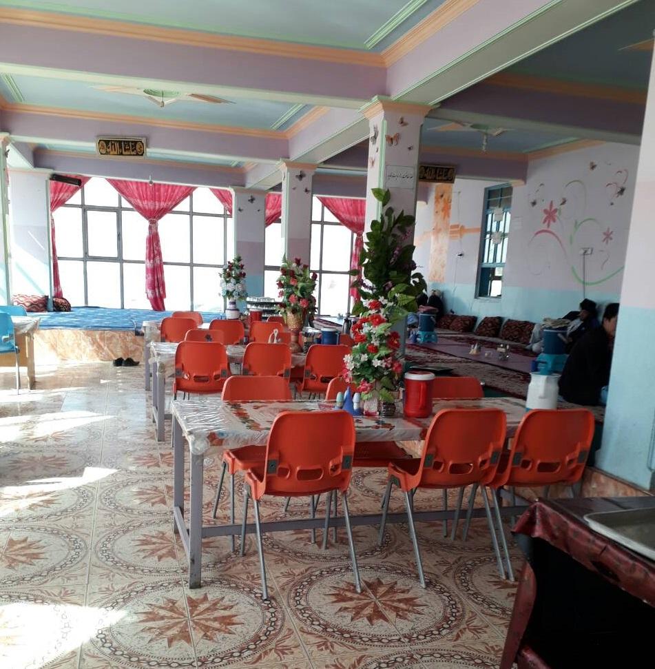 Zahra mohammadi hotel