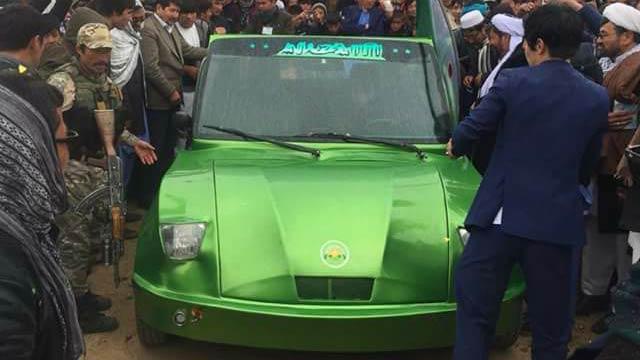 afghan-car