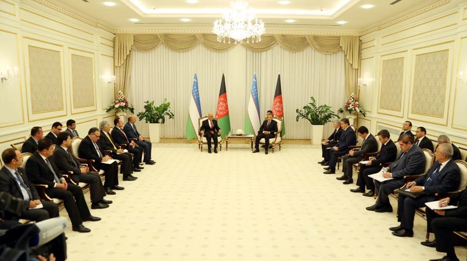 Afghanistan and Tashkent