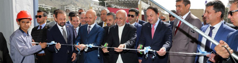 کارخانه تولید قطعات پیشساخت؛ چگونگی کارکرد این ابتکار در توسعه صنعت ساختمانی در افغانستان