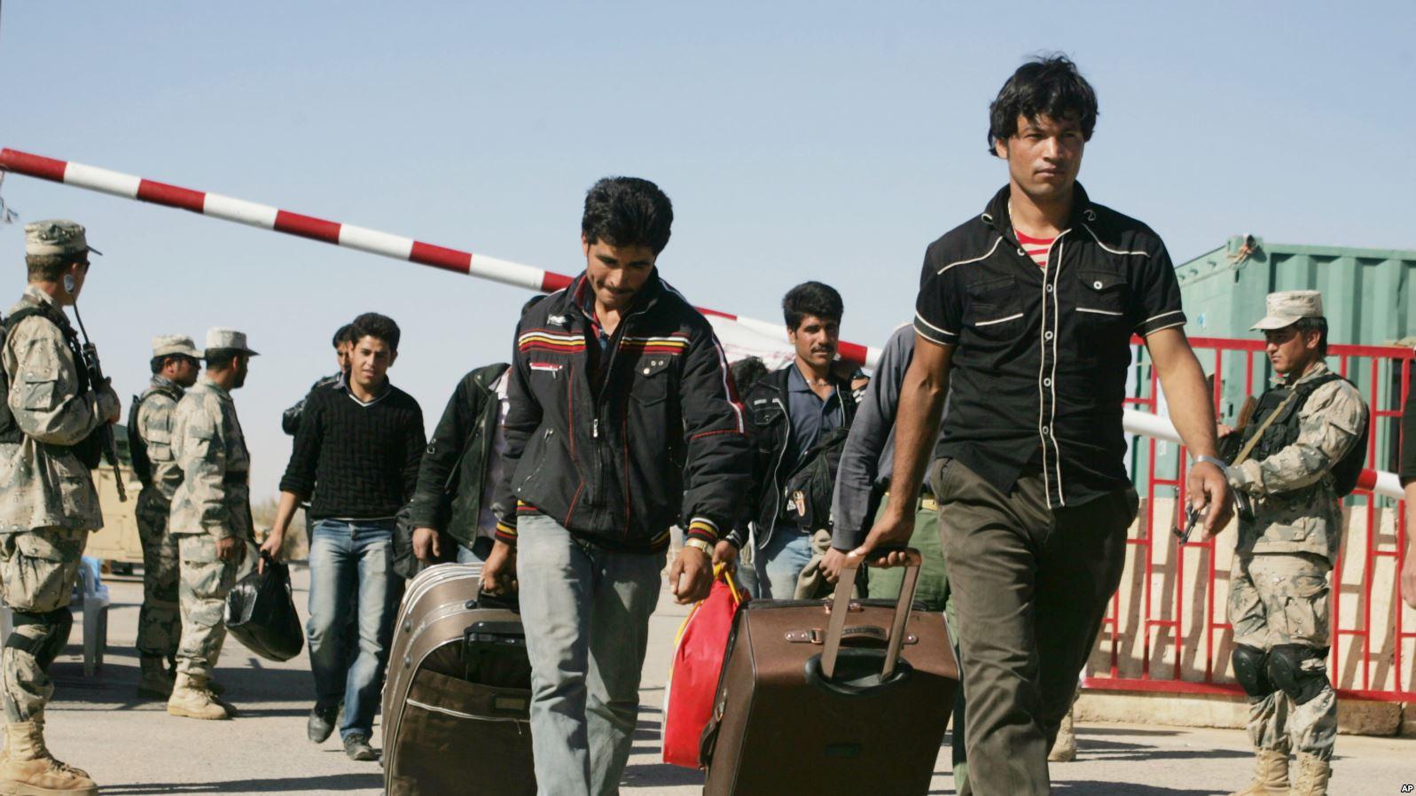 iran refugees