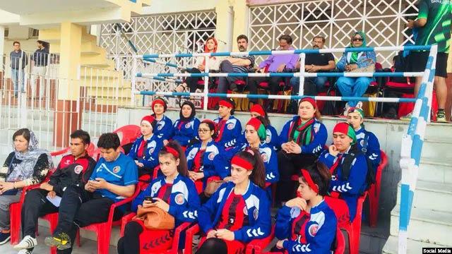 afghan women football team