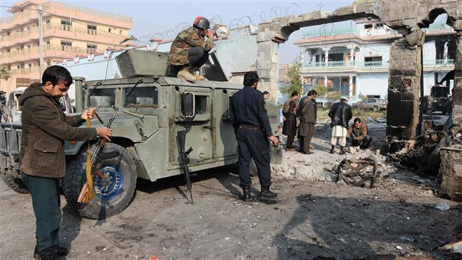 blast in kandahar
