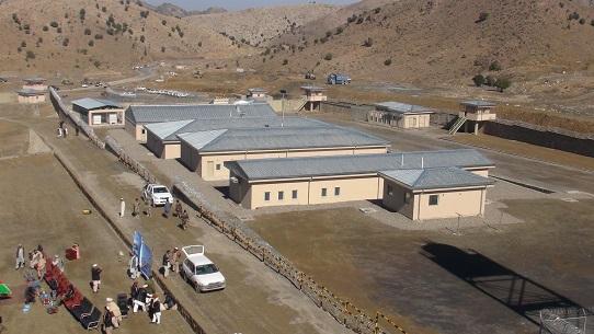 ghulam khan port