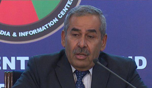 محمد رادمنش، سخنگوی وزارت دفاع ملی افغانستان