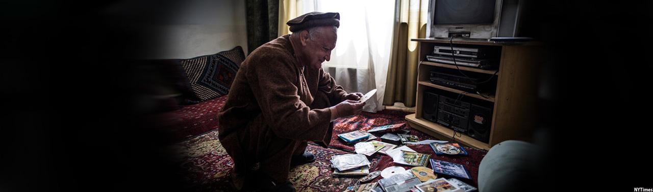 رهنورد زریاب؛ زندگی در کابلی که تنها در خاطرات و کتاب هایش وجود دارد