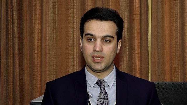 روح الله احمدزی، سخنگوی اداره ثبت احوال نفوس افغانستان