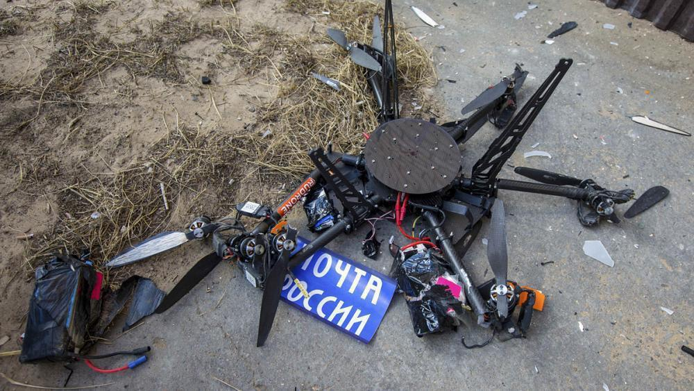russian messenager drone